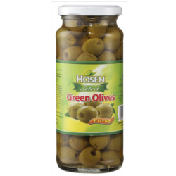 Select Pitted Green Olives