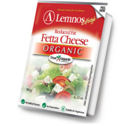 Organic Reduced Fat Fetta Cheese
